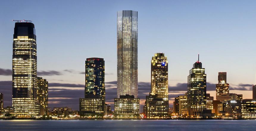 NJ skyline - presser cover image